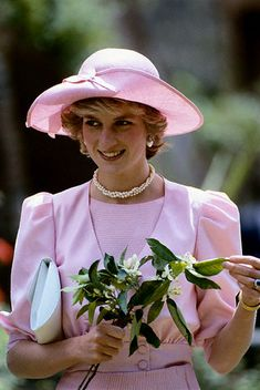 Diana's Pearl Necklaces