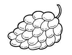 Grapes illustration #foodhero #bullentinboards #artwork Grapes Grape color Logo inspiration