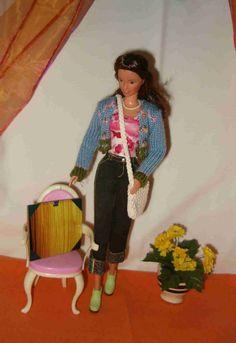 Festőművész Barbie
