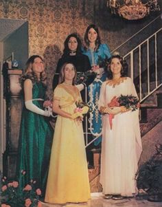 """The Football Homecoming Court in the 1972 """"Fasti"""" yearbook of Chaffey High School in Ontario, California.  #Chaffee #Ontario #California #yearbook #Fasti #1972"""