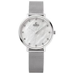 There are extensive ranges of stainless steel watches for women in different shades and style. You can buy these timepieces online without going to shop. It is perfect gift for girlfriend, mom and sister to give on her birthday or anniversary.