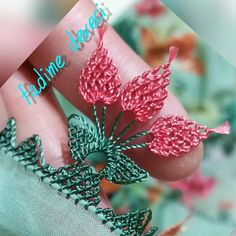 Needle Lace, Lace Making, Olay, Baby Knitting Patterns, Sewing Crafts, Needlework, Diy And Crafts, Projects To Try, Embroidery