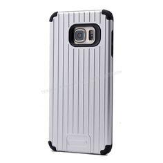 Samsung Galaxy S6 Tam Korumalı Rubber Kılıf Gri -  - Price : TL22.90. Buy now at http://www.teleplus.com.tr/index.php/samsung-galaxy-s6-tam-korumali-rubber-kilif-gri.html