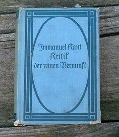 Immanuel Kant/Critique of Pure Reason/kritik by AndrasVintagelane