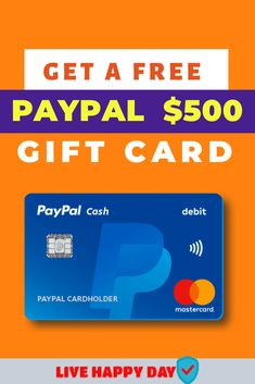Gift Card Specials, Gift Card Deals, Paypal Gift Card, Visa Gift Card, Gift Card Giveaway, Get Money Now, Make Money Online, How To Make Money, Money Fast