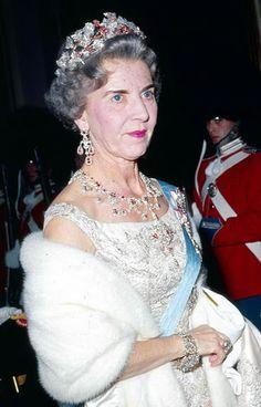 Queen Ingrid of Denmark