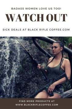 BLACK RIFLE COFFEE - we have sick women's clothes!