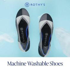 Rothy's: Washable Shoes Made From Recycled Plastic Water Bottles Cute Shoes Flats, Comfy Shoes, Me Too Shoes, Rothys Shoes, Comfortable Shoes, Moda Fashion, Fashion Shoes, Fashion Jewelry, Pointed Toe Flats