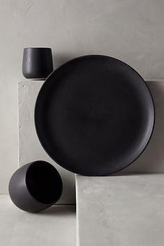 Black dinnerware would go well and look pretty w/ the colorful food I'm going to make! #LGLimitlessDesign #Contest