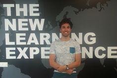 ¡Queremos dar la bienvenida a Albert Calsina! El nuevo profesor de creatividad en entornos digitales. Bienvenido a IIMN