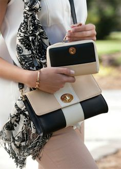 Turn Key Clutch and Boutique Wallet SS 2014