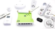 Faites communiquer vos différents dispositifs ensembles avec le RFPlayer et la Eedomus - http://blog.domadoo.fr/64499-differents-dispositifs-rfplayer-eedomus/