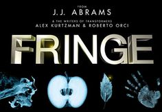 Fringe and pretty much anything by J.J. Abrams