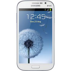 Samsung Galaxy Grand Duos I9082 Mobile Phone (White) available for Rs.18199/- at @Snapdeal .com