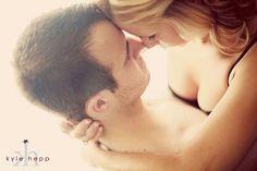 Intimate couple boudoir.  Kyle Hepp Photography