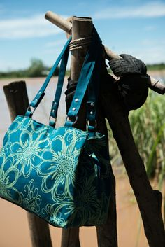 Give Mom a stylish gift from Sak Saum - and free a young girl from slavery!