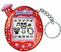 Tamagotchi Connection V 5- Familitichi - Red Spots by Bandai. $44.99. The Friend List feature allows storing up to 45 friends characters in flash memory. Enhanced play value in V5 will be adding onto the existing online compatibility. With both single player and double player games, characters can visit friends, play games and give gifts. Recommended for 4 years and above. Tamagotchi Connection V 5- Familitichi - Sing A Song. From the Manufacturer                Kids can comm...