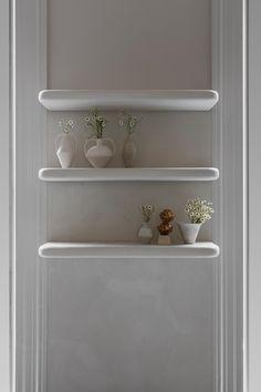 Storage Shelves, Shelving, Shelf, Joey Scandizzo, Interior And Exterior, Interior Design, Bespoke Design, Modern Spaces, Commercial Interiors