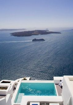 Santorini ; Greece