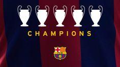 Londres, París, Roma, Wembley - de nou - i Berlín. El Barça ja és pentacampió de la Lliga de Campions