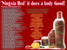 Like my page www.facebook.com/essentialriffic and I will give away a bottle of NingXia Red when I reach 250 fans!!!  Retail value of $50 Canadian.