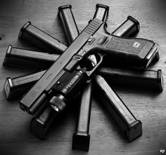 Glock Star by ZORIN DENU, via Flickr