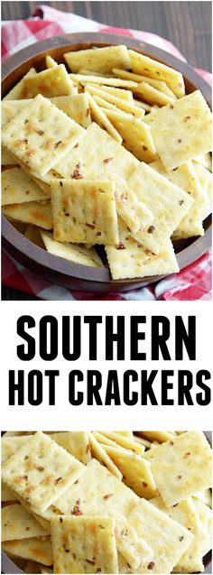 This addictive snack is a simple Southern favorite!