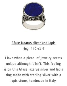 GFase for man Ring