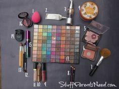 what's in my makeup bag? my favorite makeup 2