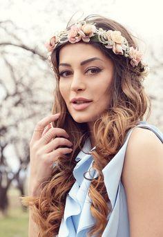 Iveta Mukuchyan_Armenia Eurovision 2016 postcard 5 https://www.facebook.com/BlogandPop
