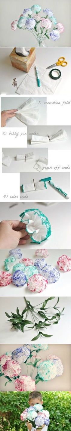 DIY Paper Flowers Pictures, Photos, and Images for Facebook, Tumblr, Pinterest, and Twitter