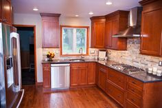 Kitchen and Bathroom Remodel in Somerset County, NJ - traditional - kitchen - newark - by Design Build Pros