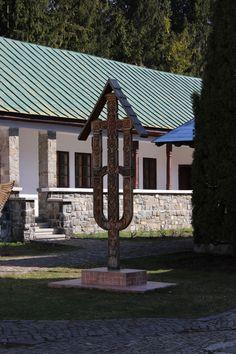 Monastery of Sinaïa Gazebo, Outdoor Structures, Earth, Travel, Pavilion, Arbors