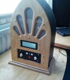 http://www.instructables.com/id/Google-Play-Music-Internet-Radio-Raspberry-Pi-and/