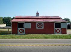 farm sheds and barns