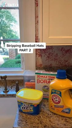 Cleaning Hats, Household Cleaning Tips, Deep Cleaning Tips, Cleaning Recipes, House Cleaning Tips, Diy Cleaning Products, Cleaning Solutions, Spring Cleaning, Everyday Hacks