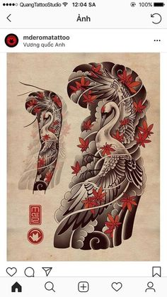 Sans titre - Sans titre Best Picture For diy face mask For Your Taste You are looking for something, and it is - Traditional Japanese Tattoo Sleeve, Japanese Hand Tattoos, Tattoo Japanese Style, Japanese Flower Tattoo, Japanese Dragon Tattoos, Japanese Tattoo Designs, Japanese Tattoos For Men, Koi Tattoo Design, Japan Tattoo Design