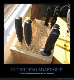 Para todo tipo de formas y estilos - Con 2700 palillos puedes hacerte uno tú también