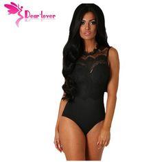 128c18cdf839d Bodysuits. Short PlaysuitRompers WomenHigh NeckSwag FashionWomens  FashionLadies FashionMacacão RomperShortsBodysuit Fashion. Cheap lace ...