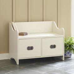 Michelle 2-Drawer Storage Bench