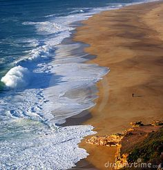 Power Of Nature Royalty Free Stock Images | Ocean beach