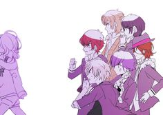 Diabolik Lovers (More Blood) #Anime #Game #Otome ディアラバ (ディアボリックラヴァーズ)