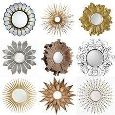 We Love Sunburst MirrorsHome Sweet Home https://carmeldecor.com/blog/we-love-sunburst-mirrors/