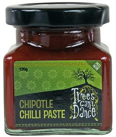 Trees Can't Dance – Chipotle Chilli Paste Chilli Paste, Chipotle Sauce, Salsa, Trees, Tasty, Favorite Recipes, Jar, Stuffed Peppers, Dance
