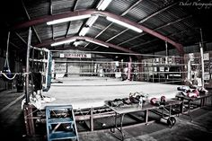 Boxing Gym | Flickr - Photo Sharing!