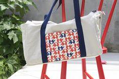 weekend bag (met link naar patroon)