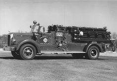 Far Hills-Bedminster fire Department 54 Mack L