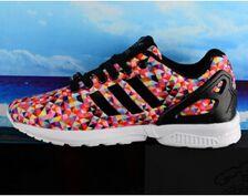 quality design 1342f 51243 2016 Hot venta 36-44 nueva malla transpirable ligero de Zapatos Casual  hombres mujeres ZX
