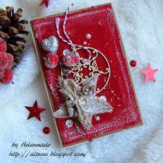 cozy christmas card