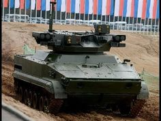 prototype weapons of Russian Army